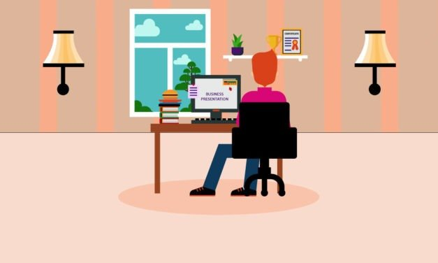 Tips for Working from home – Making your own schedule