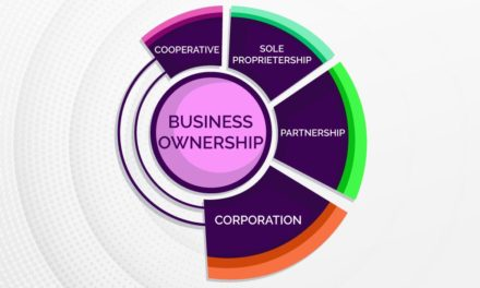 Types of businesses and ownership: