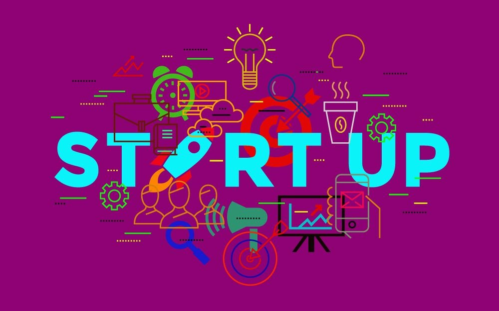 Spelling check – is it called start up, startup or start-up?