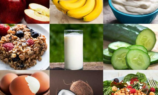 50 of the healthiest foods in the world