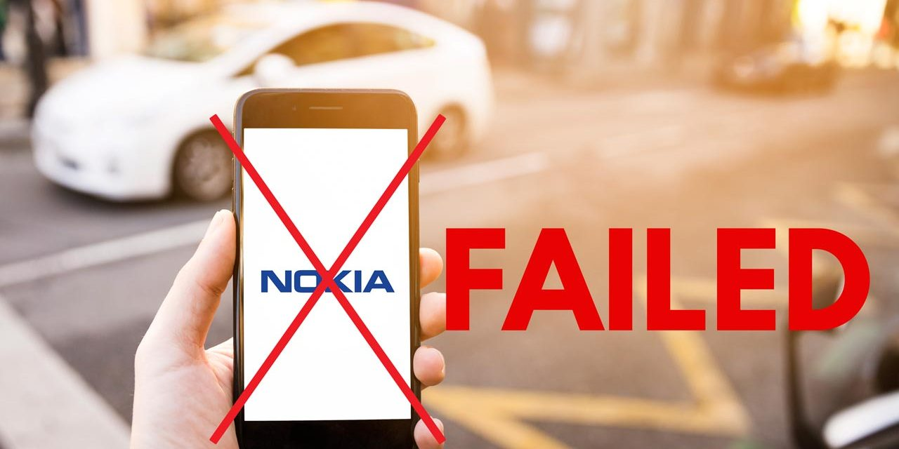 Why Nokia Failed?