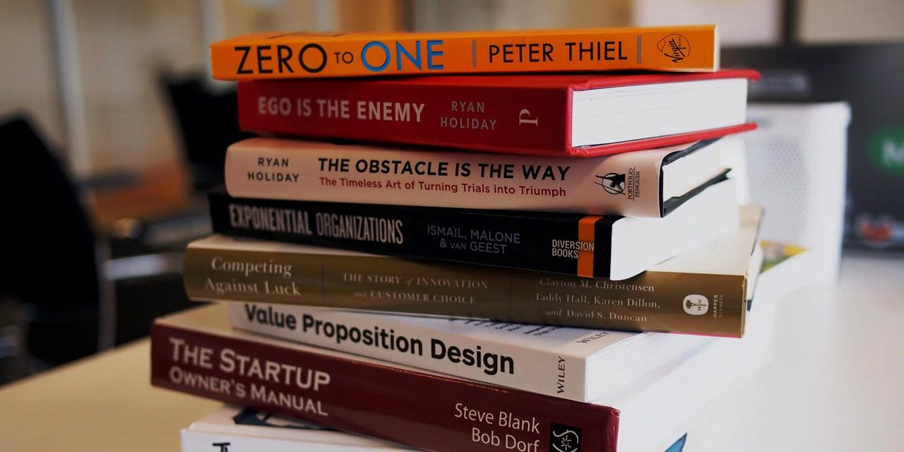 10 books that every entrepreneur should read once