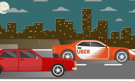 Why is Uber winning their competition?