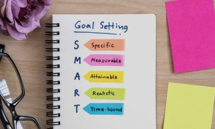 Knowing how to set goals is more important than the goals