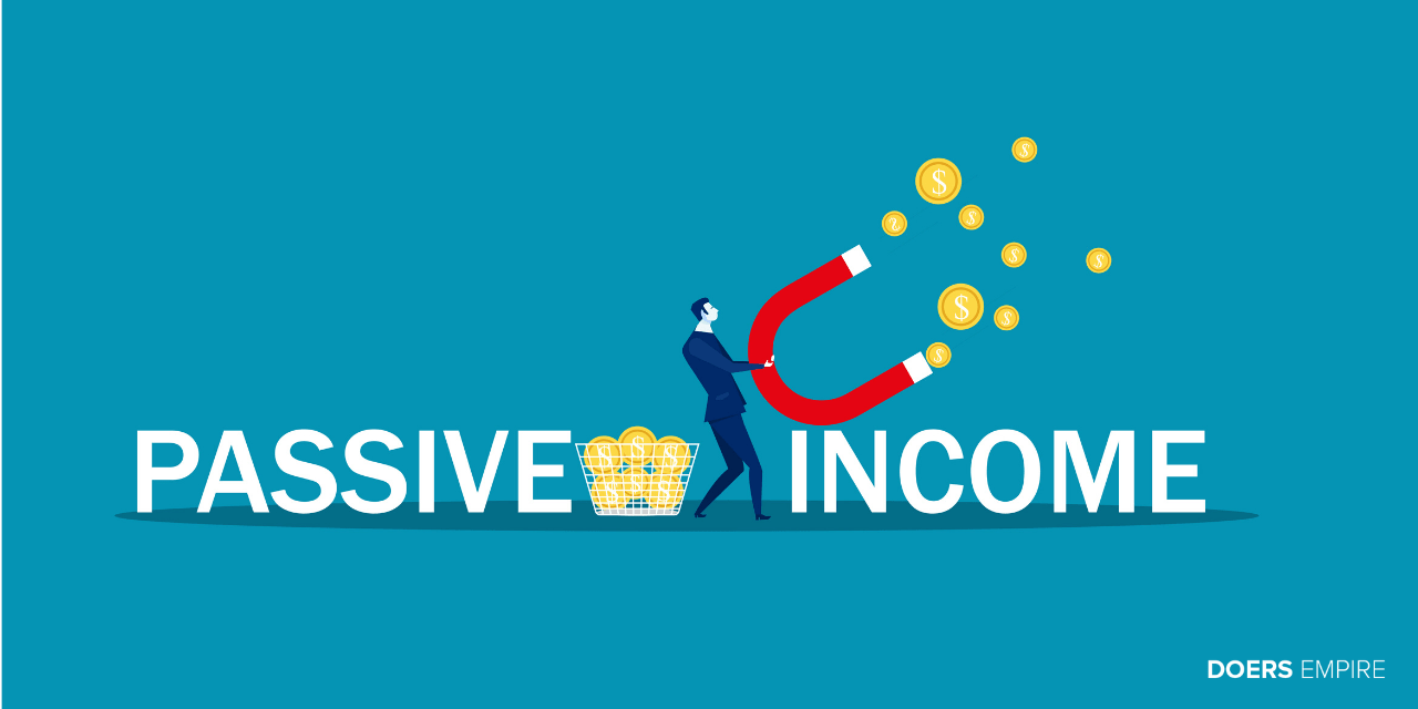 5 Ways To Earn Passive Income By Working Smarter
